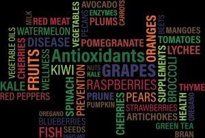 nutrients, supplements, chart