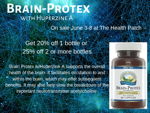 brain, protex, nature's, sunshine, natural, health
